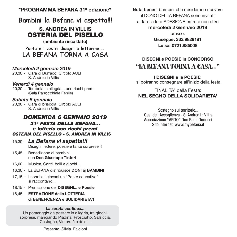 programma Epifania Sant'Andrea in villis-001
